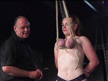 pain for sluts purple tits (n-r)
