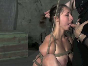 Matures Dom and young slave (4on4) OtO