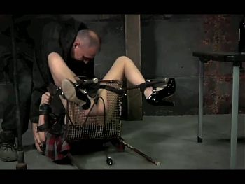 Slave Blonde Fantaisy (1on3) OtO