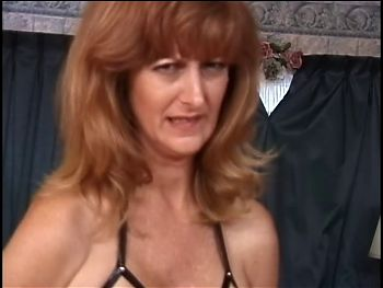 Mature w big tits has her nipples teased by her master