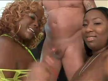 Black BBW headfest