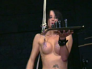 slave girl Daniella part four