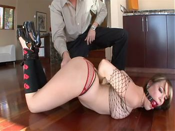 Dana DeArmond Gets Anal Punishment