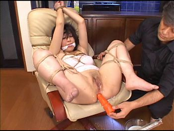 Japanese Bondage & Enema - Part 2